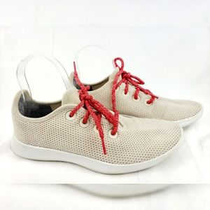 Allbirds Tree Runners Light Tan Sneakers 10